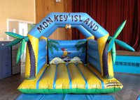 8ft x 8ft toddler bouncy castle