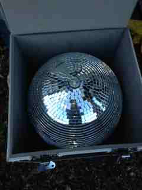 for sale Large mirror ball