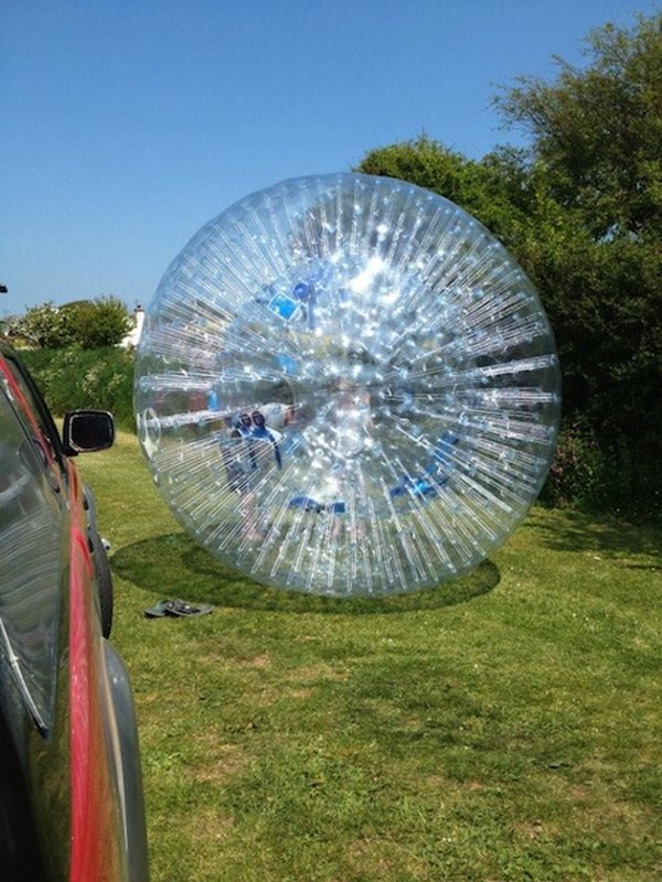 Zorb Ball, Large inflatable Ball for kids and adults