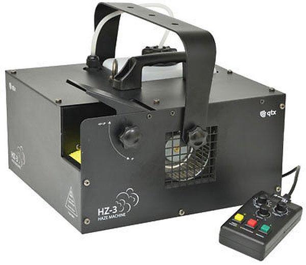 QTX HZ-3 Hazer HZ3 Stage Haze Smoke Machine