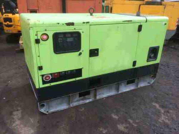 40 kva Super Silent Generator