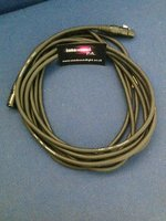 5metre DMX 5pin XLR-XLR Cable