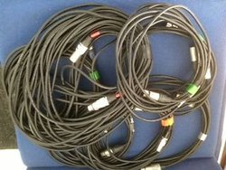 10 Neutrik XLR-XLR Microphone DMX Cables