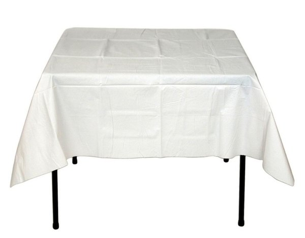 brilliant white table cloths for sale