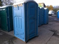 Single Unit Portable Toilets for sale