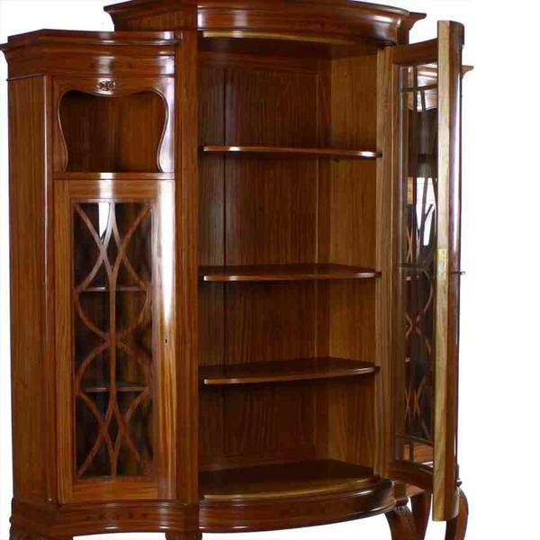 Art Nouveau display case