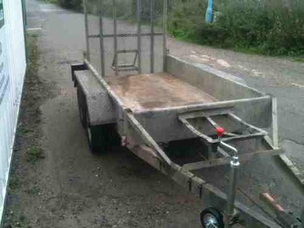 Digger trailer for sale