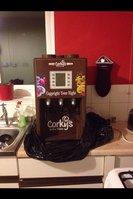 Drinks dispenser cooler