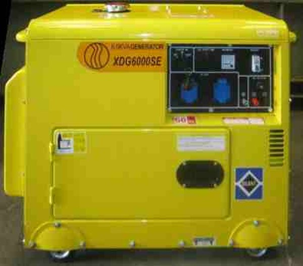 6kva silent Generator for sale