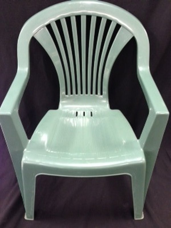 Light Green Bisto Chairs