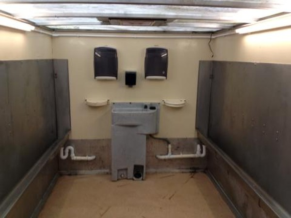 Buy Second Hand Urinal Trailer
