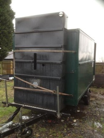 Buy Used Urinal Trailer