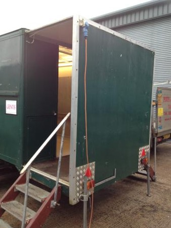 Urinal Trailer for sale
