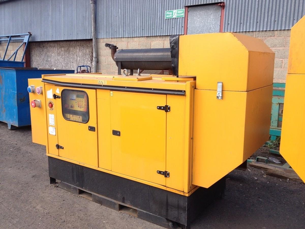 John Deere 60 Generator : Secondhand generators to kva