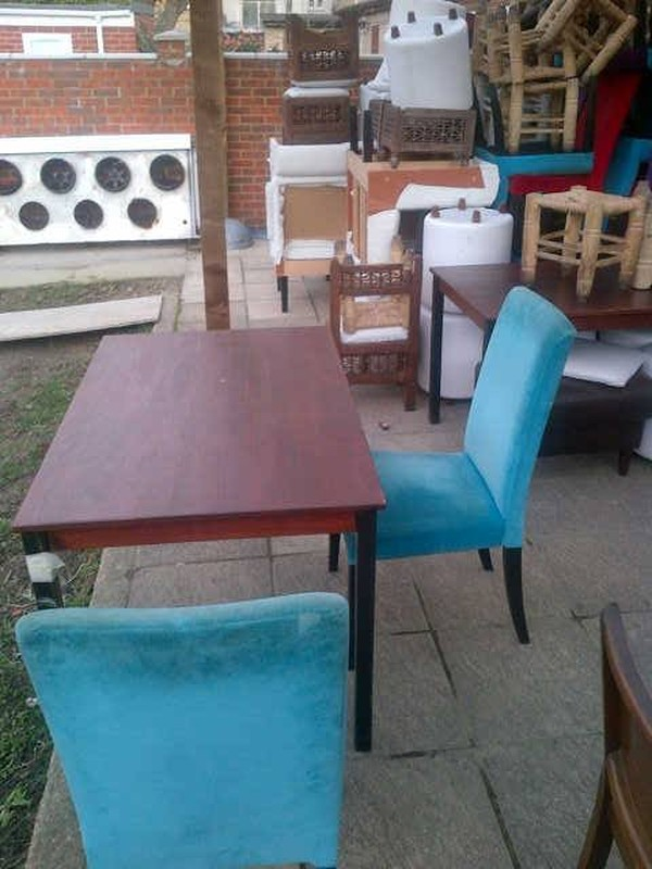 Buy Used Restaurant Tables and Chairs