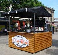 Street Food Huts