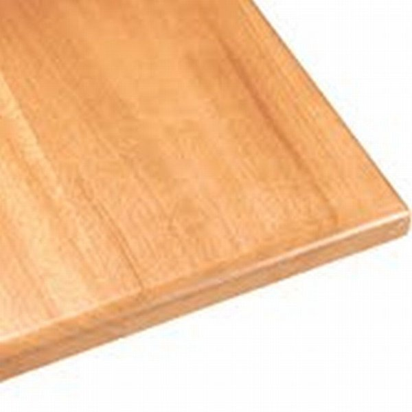 Light oak table top