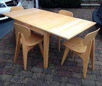 Buy Second Hand Table and Chairs set