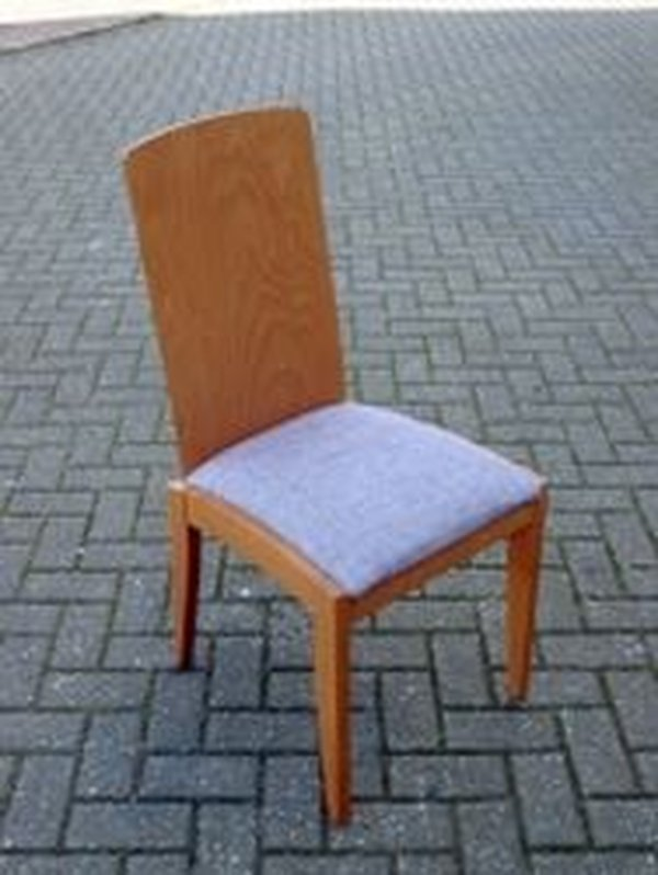 50x Francesca Light Oak Restaurant Chairs - Cambridgeshire
