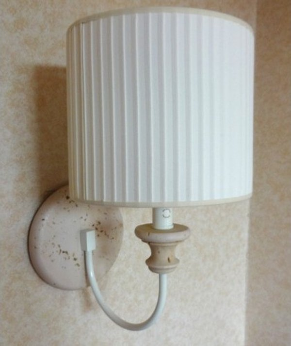 Wall mounted lamp
