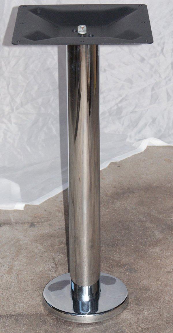 Floor Fix Chrome Table Base