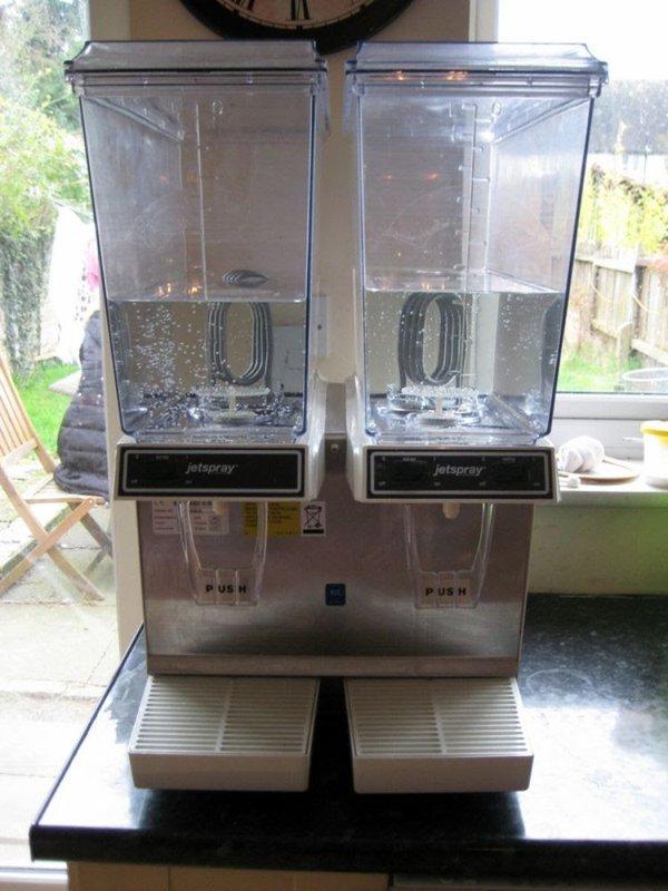 Cornelius Jetspray JT20 Cold Drinks Dispenser