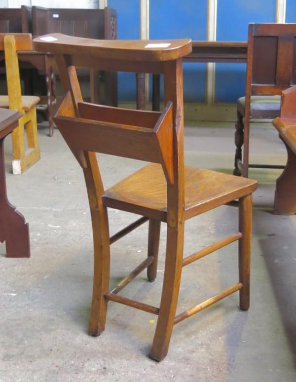 High Back Edwardian Chairs