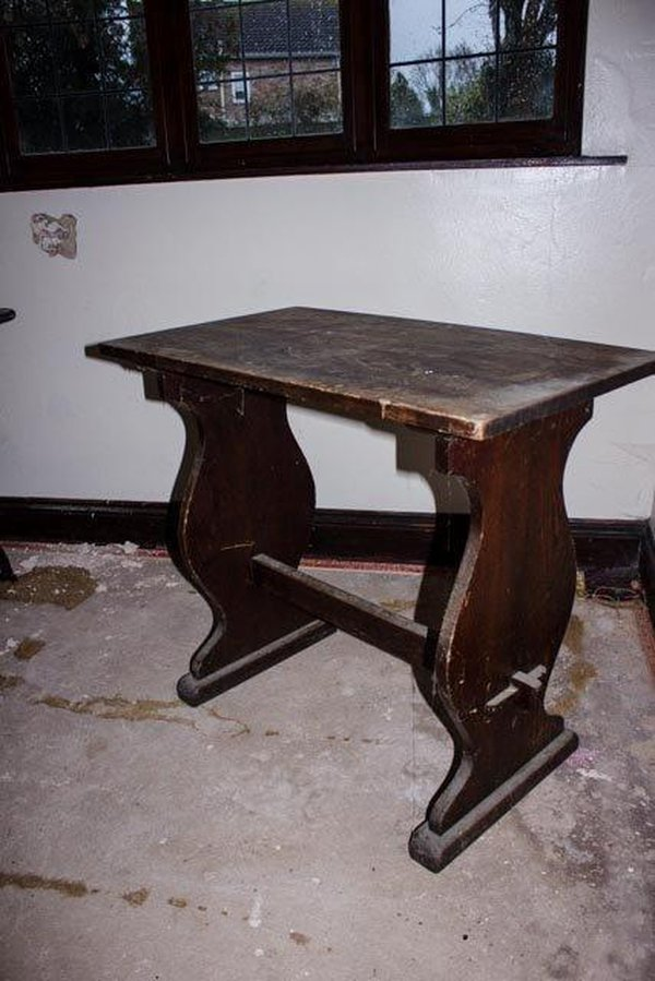 Small Church Style Table
