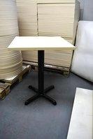 Square ash table
