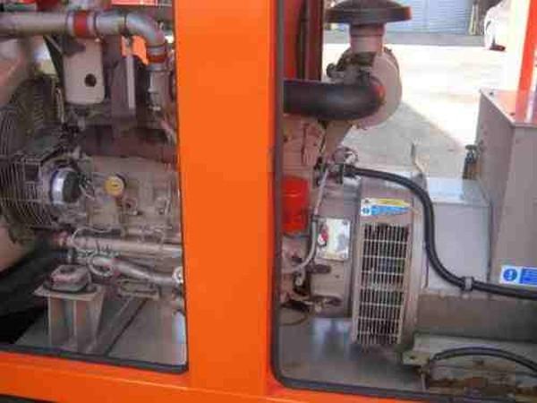 125kva silent generator for sale