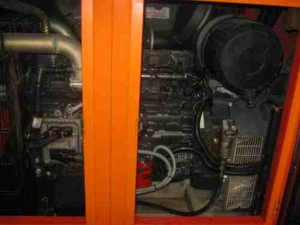 Iveco Generator super silent