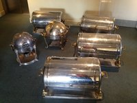 Selection of Chafing dishes
