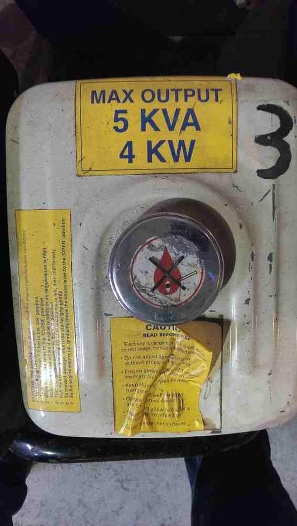 4kw Diesel Generator for sale