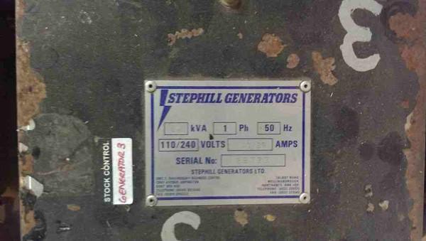 Stephill Diesel Generators