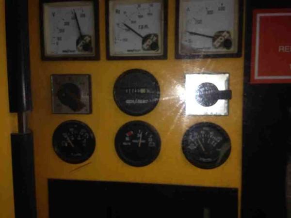 Generator pannel