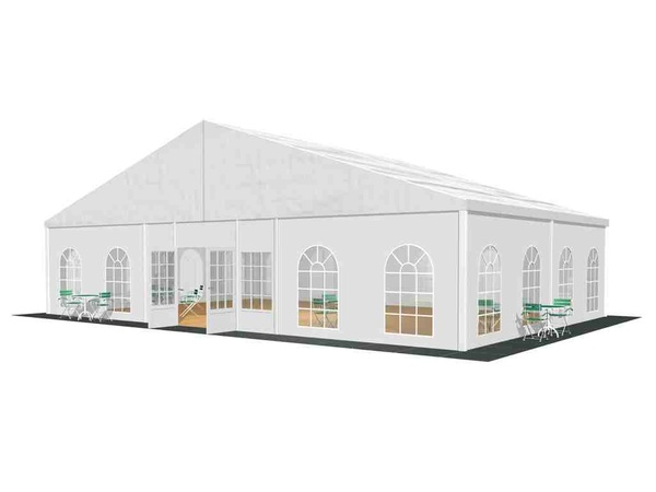 Roder HTS 15m marquee for sale