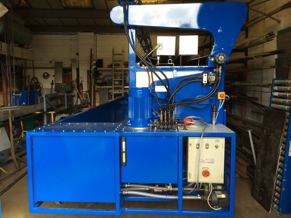 Havencrown Hydraulic PVC Cleaning Machine