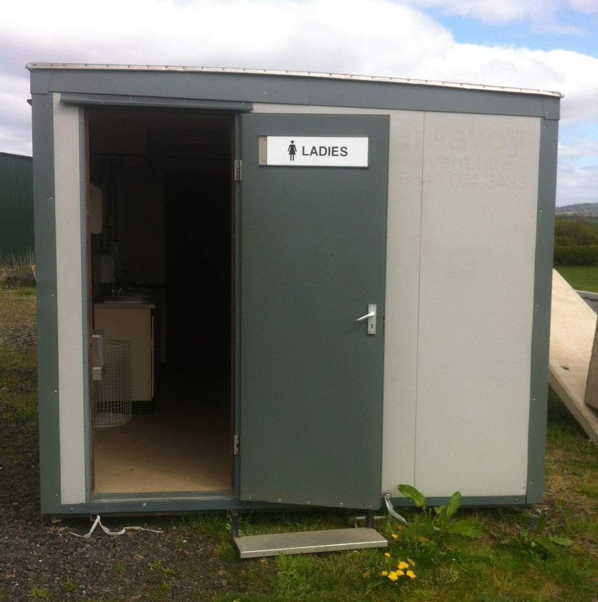 Secondhand Toilet Units Toilet Trailers Portable