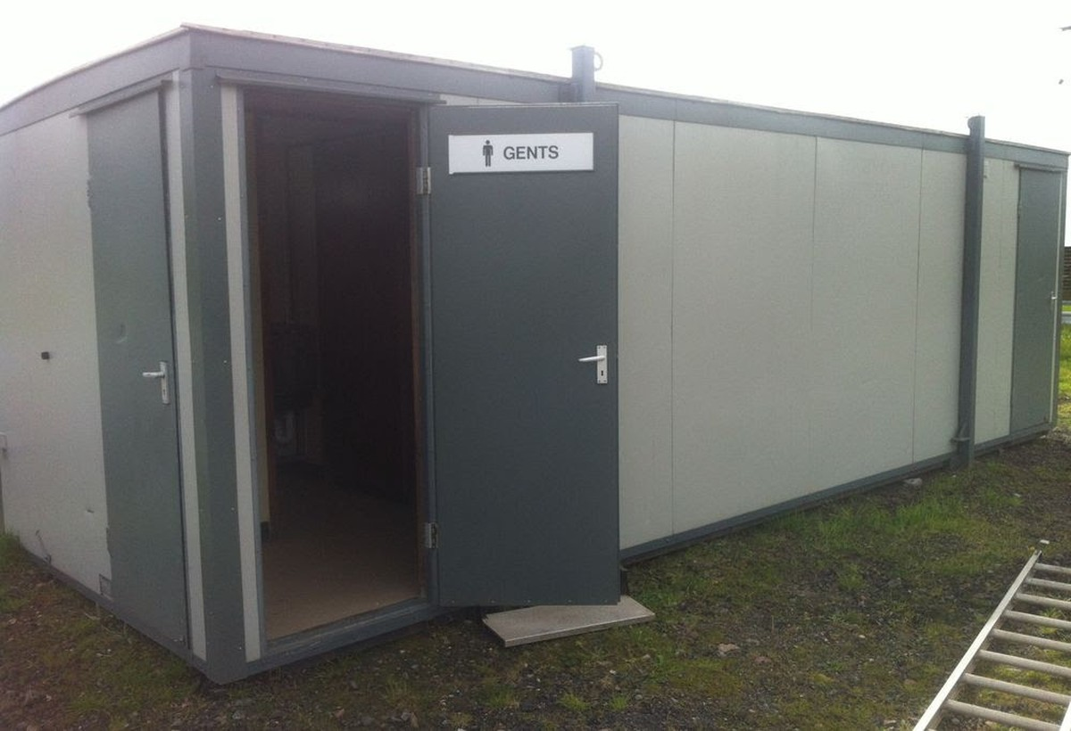 Secondhand Toilet Units | Toilet Trailers | Portable ...