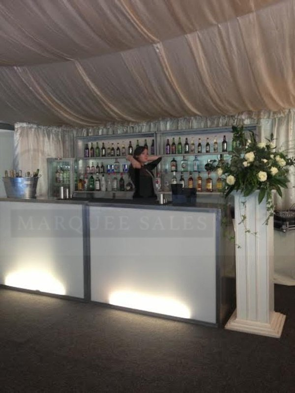 Mobile bar business