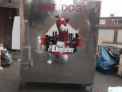 Hot Dog or Burger Trolley