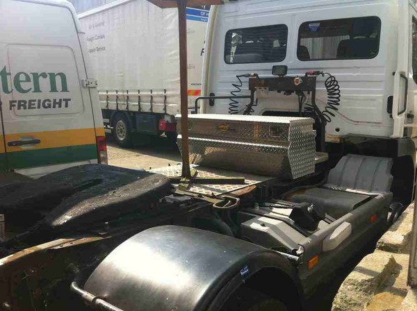 Tracor unit for sale