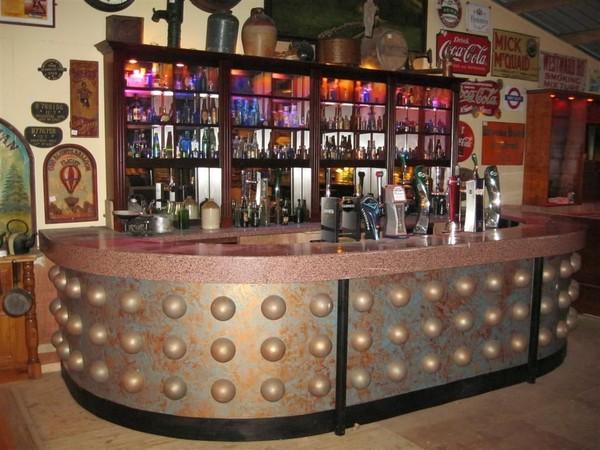 Modern style bar