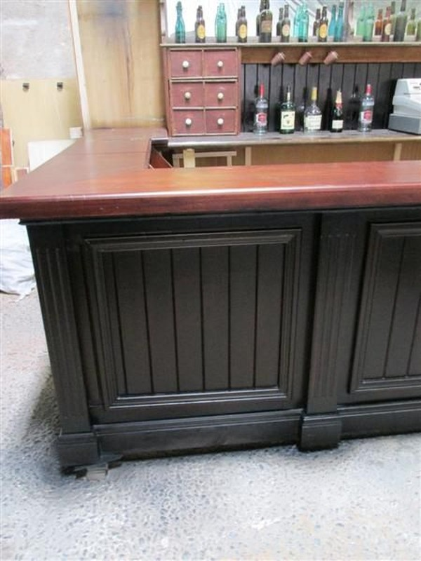 Old reclaimed bar