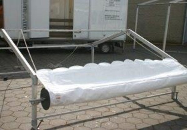 roof rollers for 3m wide roofs