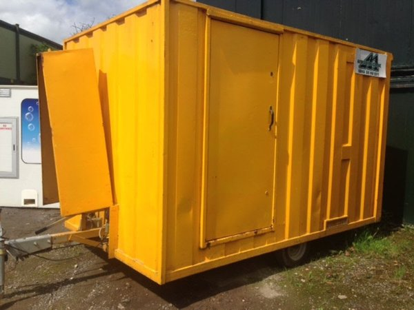 Second hand Welfare Unit