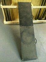 Portable 5ft folding ramp