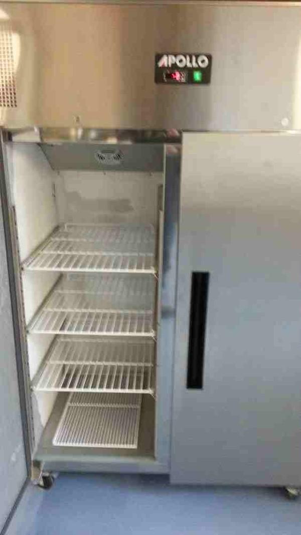 Apollo Double Door Freezer