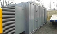 Containerised generator
