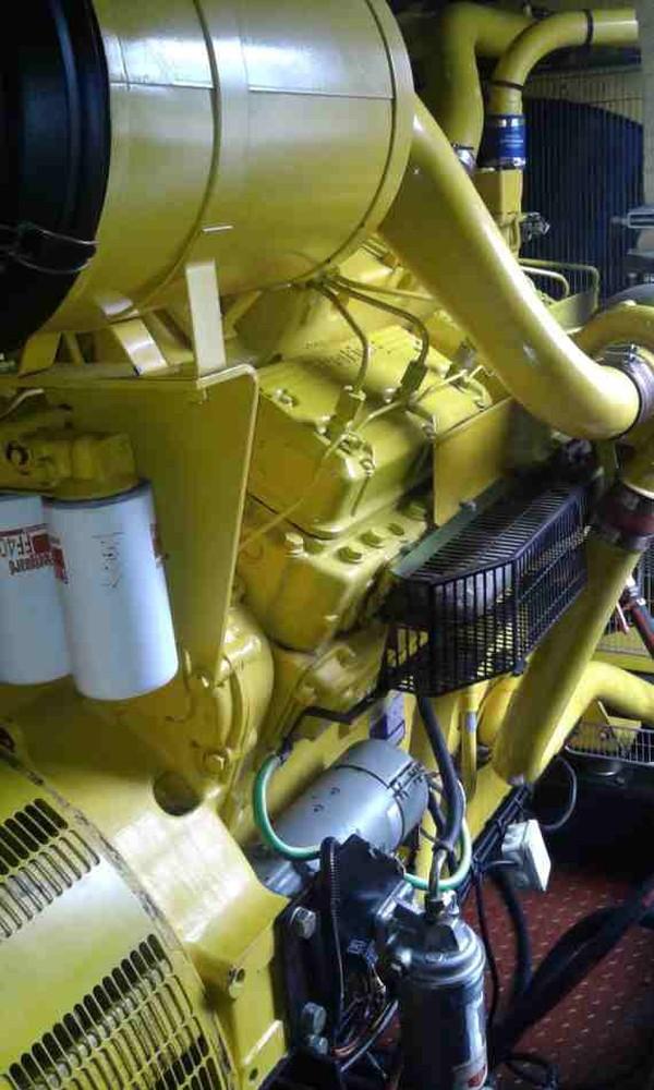 Perkins 3012 generator engin